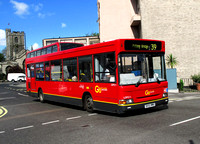 Route 39, Go Ahead London, LDP211, SK52MMU, Putney Bridge