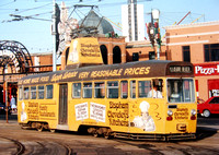 Blackpool Tram 11, Pleasure Square