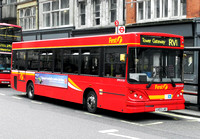Route RV1, First London, DMC41501, LK03LNX, Aldwych