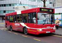 Route 450, Arriva London, PDL59, LJ51DCE, West Croydon