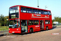 Route 466, Arriva London, DLA178, W378VGJ, Addington Village