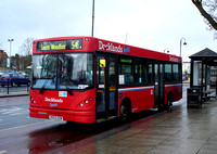 Route 549, Docklands Buses, HV02OZW, Loughton