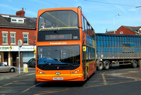 Route 1, Blackpool Transport 335, PN52XKH, Cleveleys