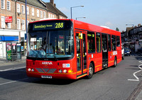 Route 288, Arriva the Shires 3717, YE06HPA, Edgware