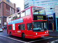 Route 250, Arriva London, DLA40, S240JUA, Croydon