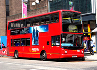 Route 59, Arriva London, DLA162, V362DGT, Waterloo
