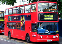 Route N15, East London ELBG 17892, LX03ORC, Romford Market
