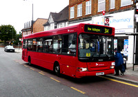 Route 314: Eltham Station - New Addington
