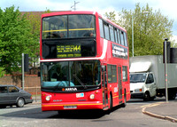 Route 144, Arriva London, DLA165, V365DGT, Edmonton