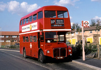 Route 217B: Ninefields North - Enfield Town [Withdrawn]