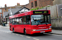 Route 371, London United RATP, DPS659, LG02FGE, Richmond