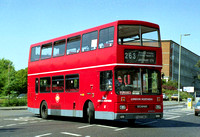 Route 263, London Northern, S3, F423GWG, Potters Bar