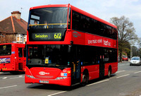 Route 612, Metrobus 959, YT59DYB, Wallington