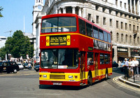 Route 91, Capital Citybus 225, P225MPU, Trafalgar Square