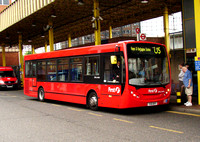 Route U5, First London, DML44146, YX10BFF, Uxbridge