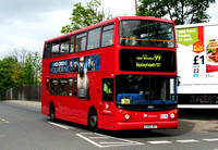 Route 99, Selkent ELBG 17937, LX53JXY, Woolwich