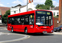Route R68, Abellio London 8535, YX10FEO, Richmond