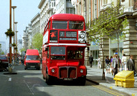Route 7, London Transport, RM1392, 392CLT, Oxford Street