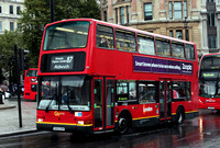Route 87, Go Ahead London, PVL152, X552EGK, Trafalgar Square