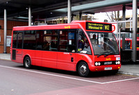Route W12, First London, OOS53704, LK05DXS, Walthamstow