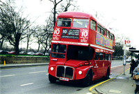 Route 10, London Northern, RML2603, NML603E