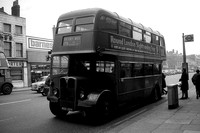 Route 178, London Transport, RLH54, MXX254