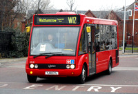 Route W12, CT Plus, OS8, YJ10EYL, Walthamstow