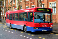 Route 214, Metroline, DLD695, LK55KLJ, Highgate