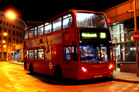 Route 220, London United RATP, ADH7, SN60BYB, Hammersmith