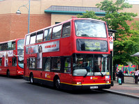 Route 401, London Central, PVL38, V338LGC, Bexleyheath