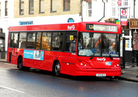 Route U3, First London, DMC41505, LK03NLG, Uxbridge