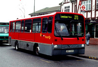 Route 273, First London, DW24, JDZ2324, Petts Wood