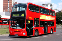 Route 365, First London, DN33505, LK08FKX, Romford