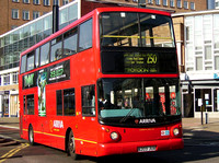Route 250, Arriva London, DLA3, S203JUA, Croydon