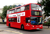 Route 104, East London ELBG 17849, LX03BZC, Stratford