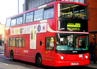 Route X68, Arriva London, VLA50, LJ53BBE, West Norwood