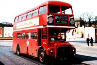 Route 119, London Transport, RM348, WLT348, Croydon