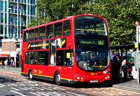 Route 161, Go Ahead London, WVL230, LX06DZN, Woolwich