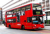 Route 197, Arriva London, DLA186, W386VGJ, Croydon