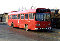 Route 12A, London Transport, LS66, OJD865R, Norwood Junction