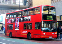Route 121, Arriva London, DLA73, S273JUA, Enfield