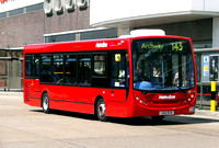 Route 143, Metroline, DE1115, LK10BYB, Brent Cross