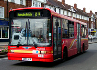 Route R9, First Centrewest, DML41770, X509HLR, Orpington