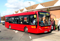 Route 165, First London, DM44001, LK57EJD, Rainham