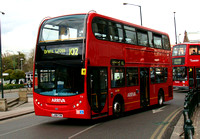 Route 102, Arriva London, T5, LJ08CVW, Golders Green