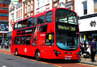 Route 29, Arriva London, DW468, LJ61CCZ, Wood Green