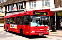 Route 256, Arriva Southend 3294, Y294TKJ, Hornchurch
