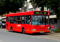 Route 379, Arriva London, PDL46, X246PGT, Chingford