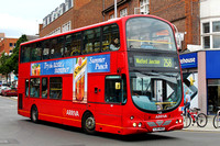 Route 258, Arriva The Shires 6033, YJ55WOR, Harrow
