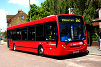 Route 246: Bromley North - Westerham/Chartwell